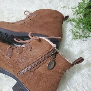 HOTTERS ANKLE BOOTS. SIZE 7.5